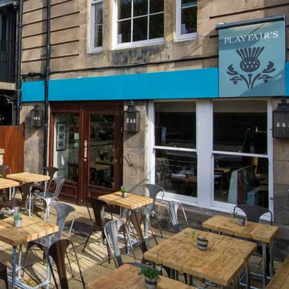 Where To Eat in St. Andrews